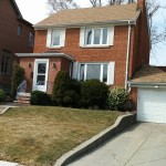 A spring cleanup in Leaside
