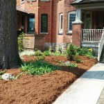 After - Garden cleanup in the Annex by Gardenzilla