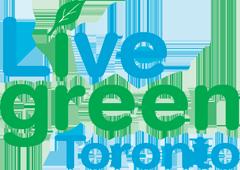 Live Green Toronto Card
