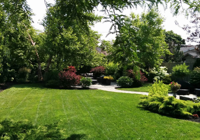 Lawn care services from Gardenzilla in Midtown & North Toronto